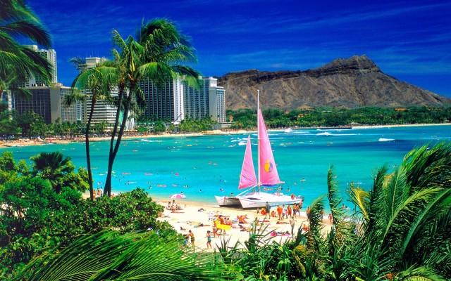 Honolulu-Hawaii-Landscape-Wallpapers